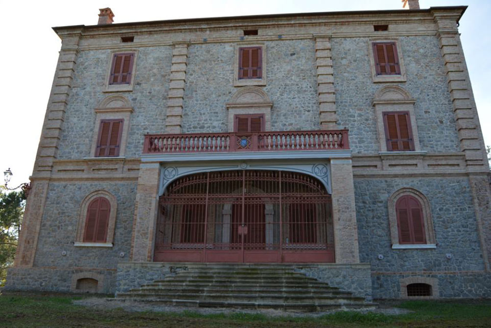 Casina Margherita - Villa Martucci