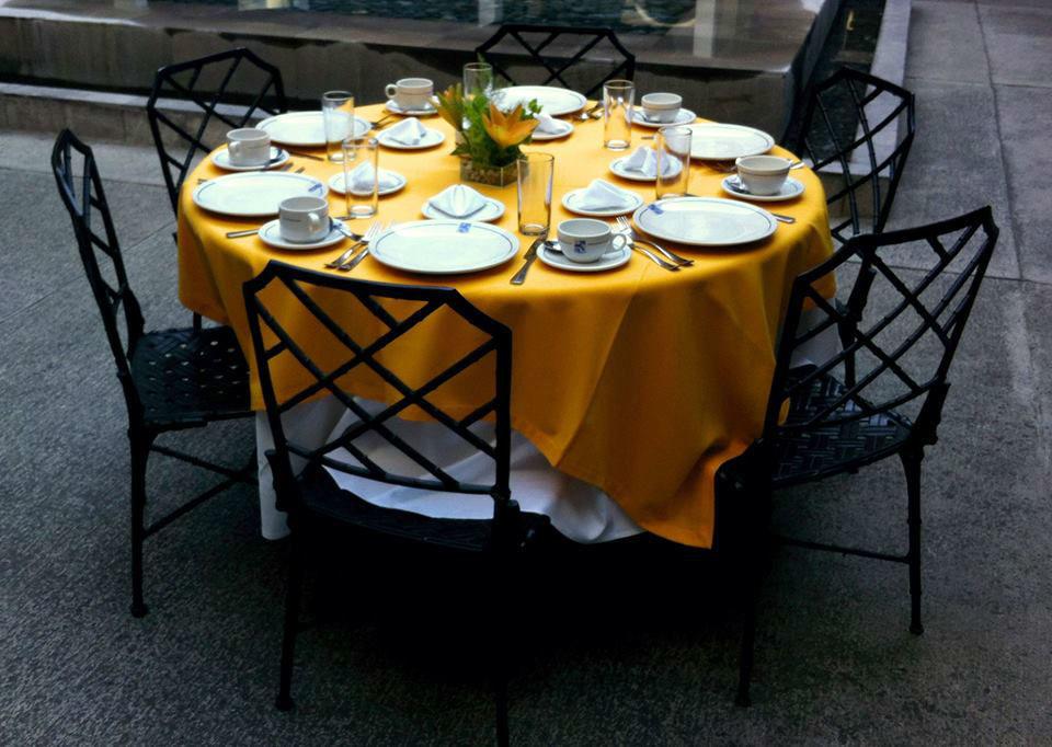 Banquetes para tu boda La Kozina en Cancún, Quintana Roo