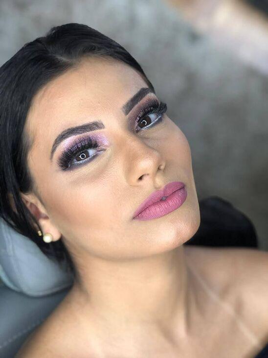 Ronaldo Luz Make Up
