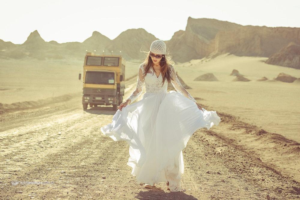 Noiva no Atacama