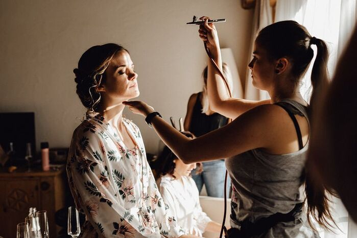 Nadja Thoma Makeup Artist