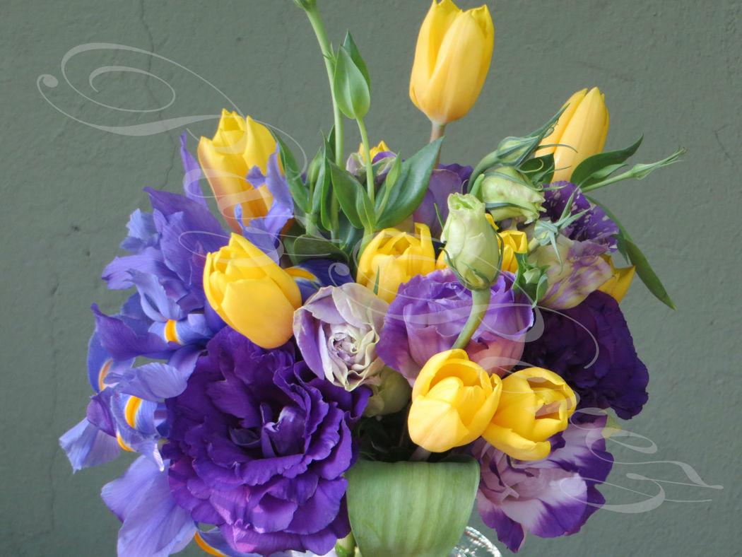 Paz Pérez Aguirre Diseños Florales