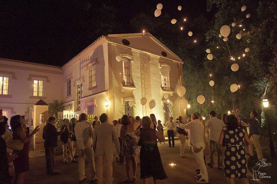 Celebración de Bodas y Eventos Corporativos en Málaga.