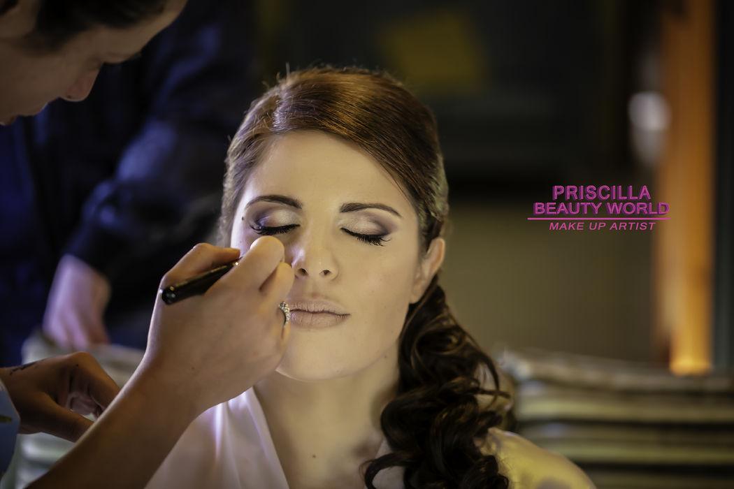 Priscilla Beauty World: Make Up Sposa Daniela