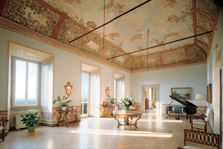 Park Hotel Villa Grazioli: Salone dei Putti