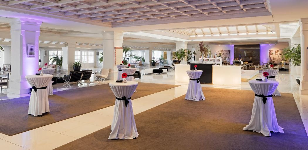 H10 Andalucia Plaza - Hall-Cocktail