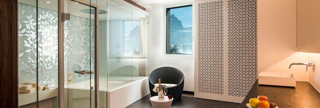 Private-Spa-Suite, Foto: Seehotel Waldstätterhof