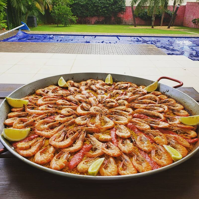 Gustalia Gourmet Paella Brasília