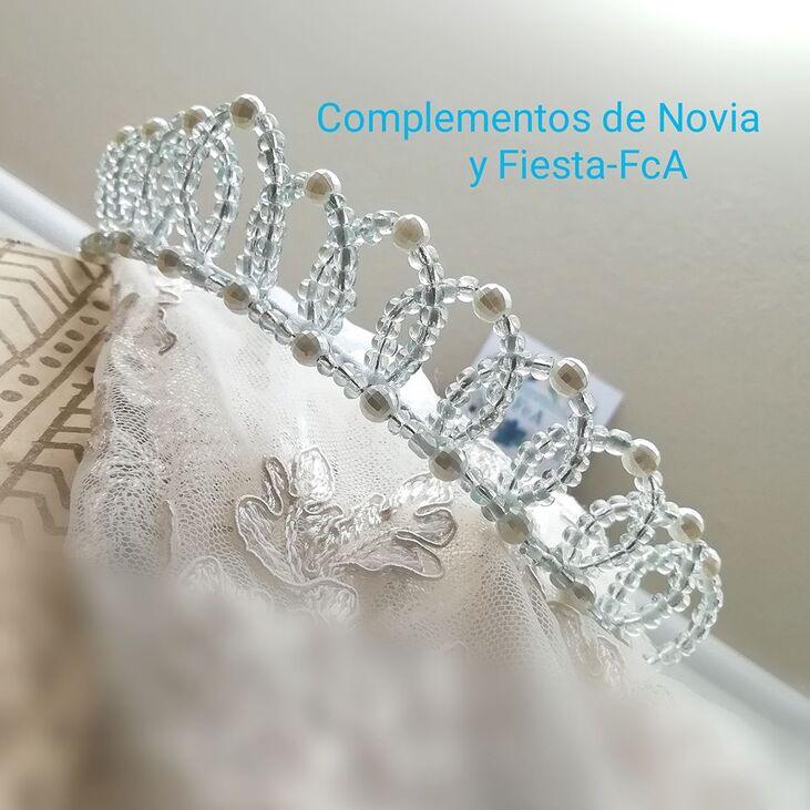 Complementos De Novia y Fiesta Fca