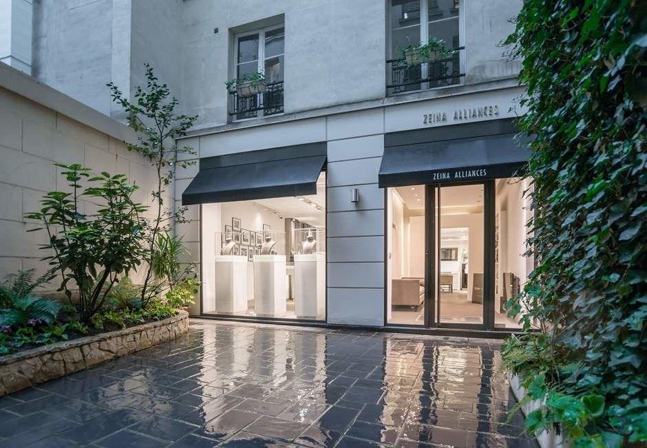Zeina Alliances   Paris Madeleine
