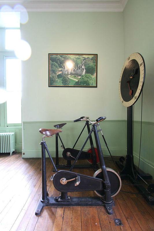salle de culture physique