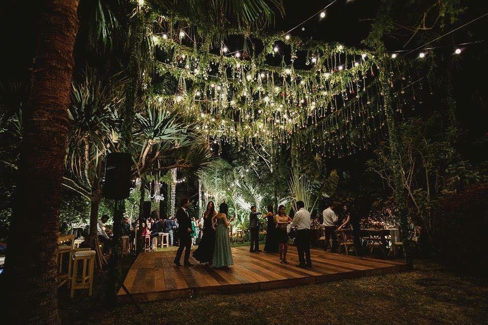 Matrimonios El Jardín