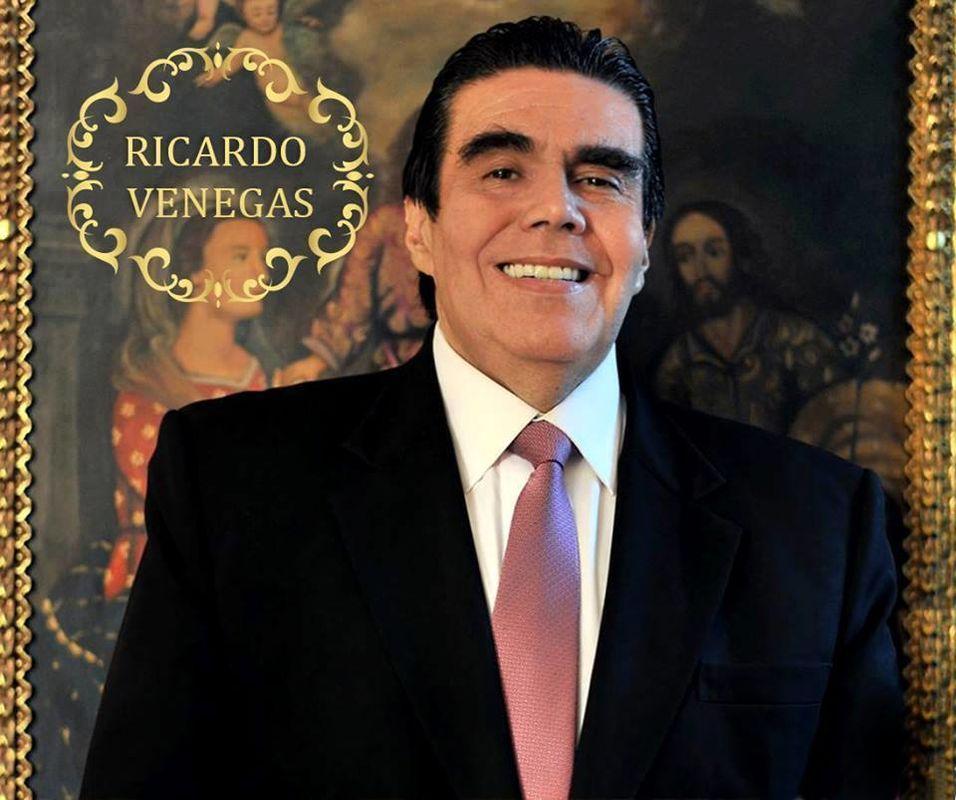 Ricardo Venegas fundador del Coro.