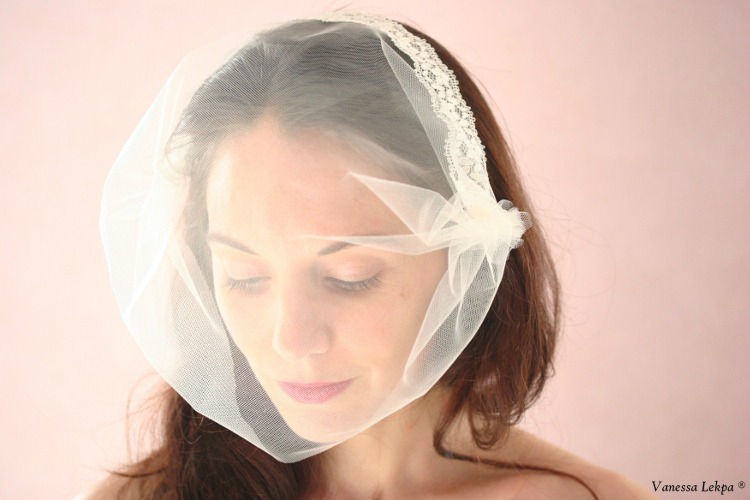 Vanessa Lekpa - Voiles de mariée