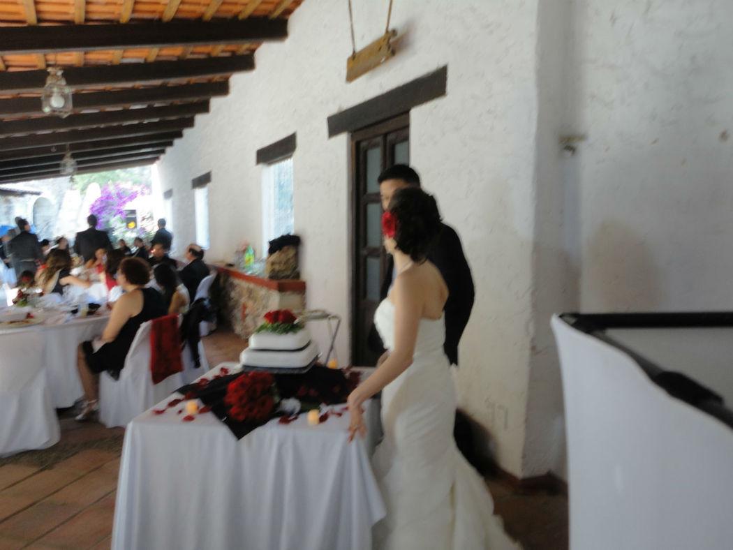 Preparados para el brindis. Dj Boda Guanajuato, Hotel Guanajuato
