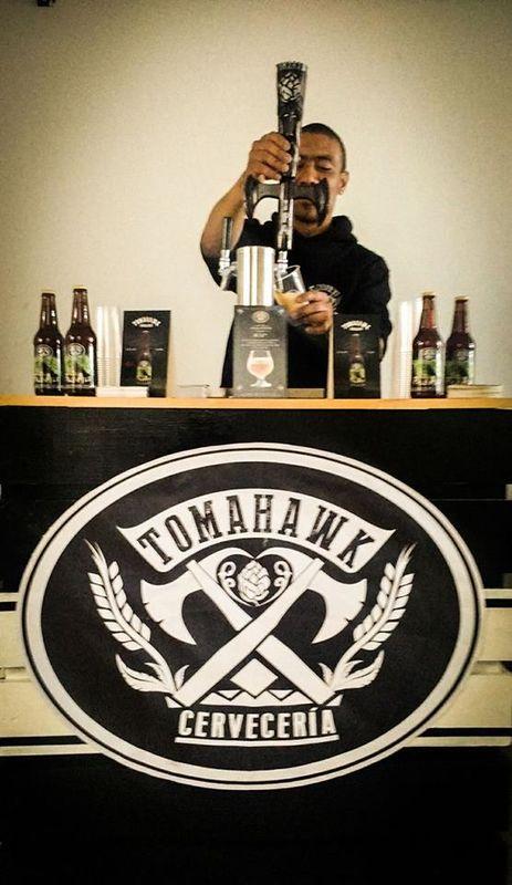 Tomahawk Beer