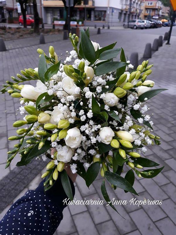 Kwiaciarnia-Anna Koperwas