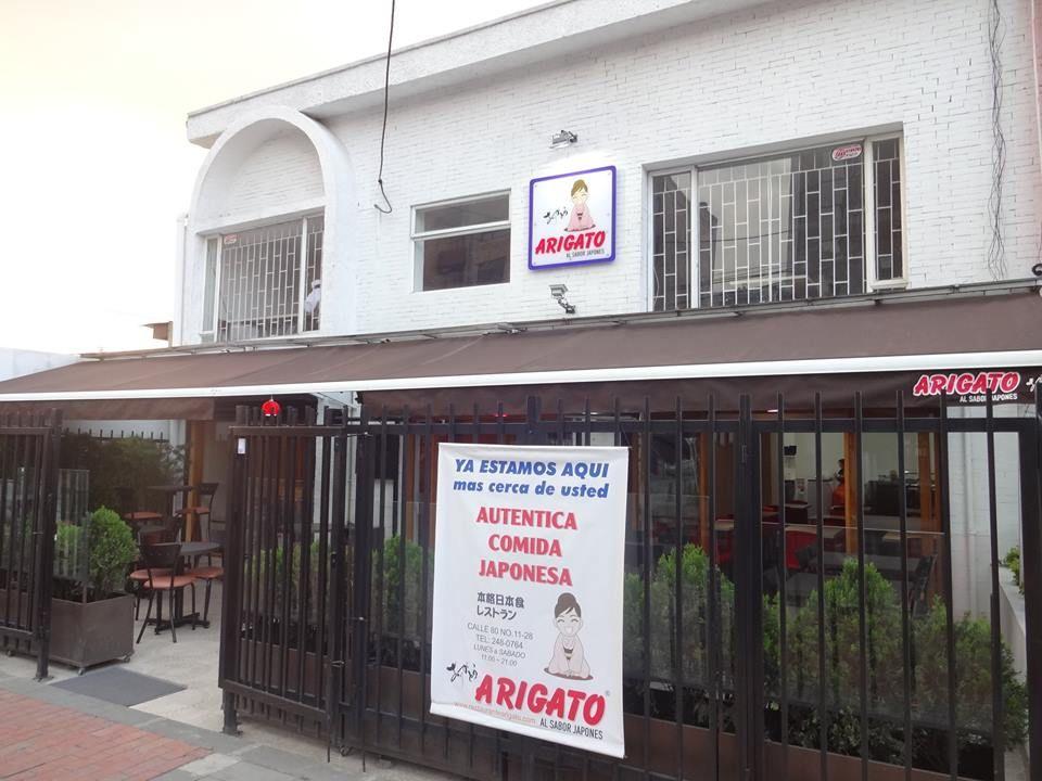 Restaurante Arigato