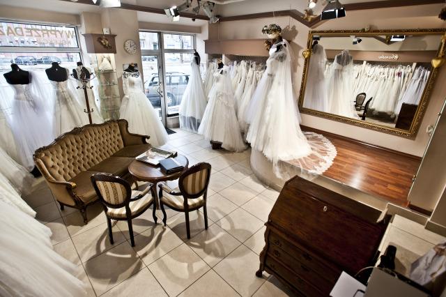 Scarabeo, salon sukien ślubnych