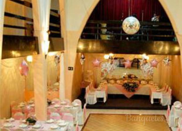 Los Arcos Banquetes en el Distrito Federal