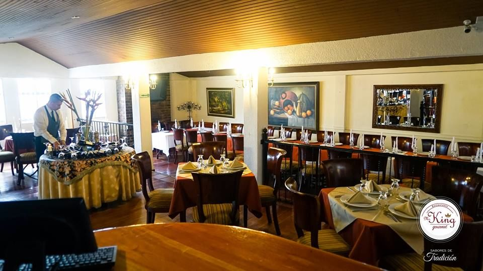Restaurante Mr King