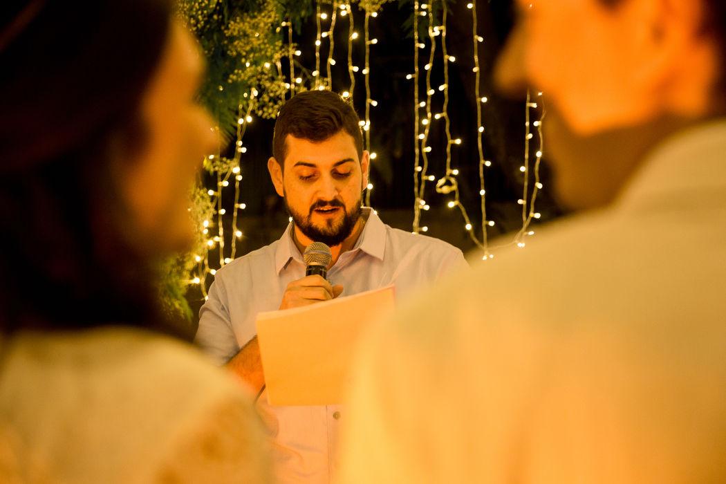 Celebrante Dudu | Noivoterapia