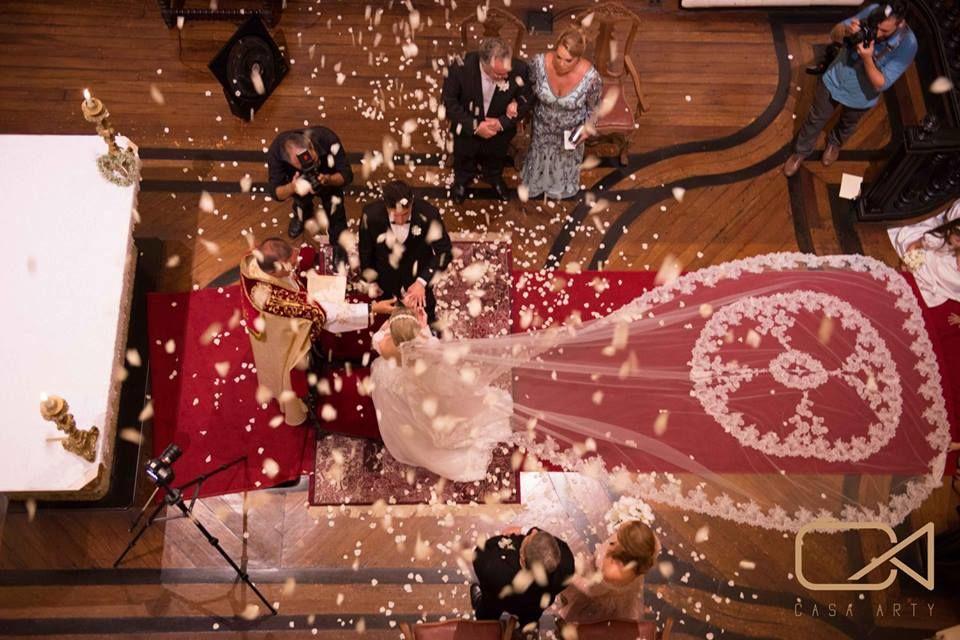 Casamento Gabi e Thiago - Antiga Sé