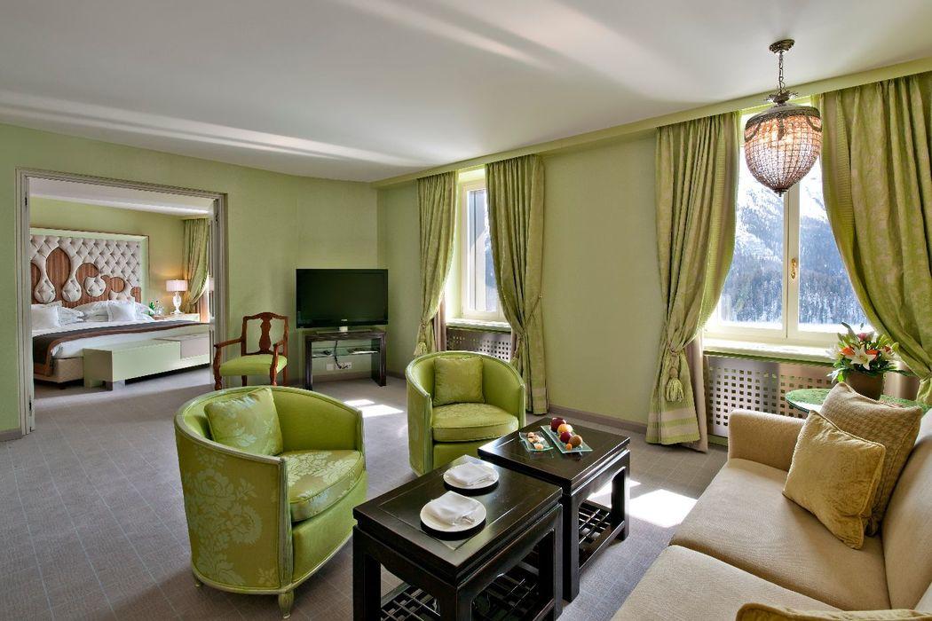 Grand Suite, Wohnzimmer