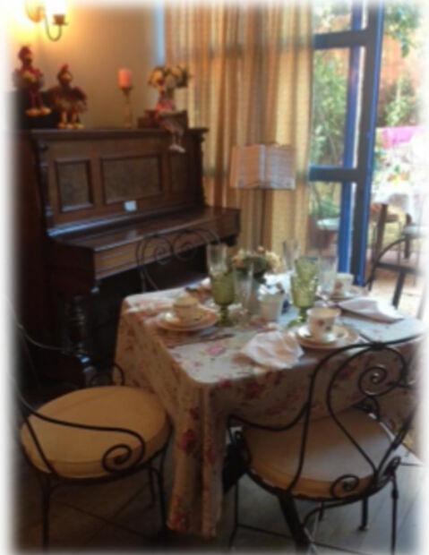Teakettle Casa de Chá