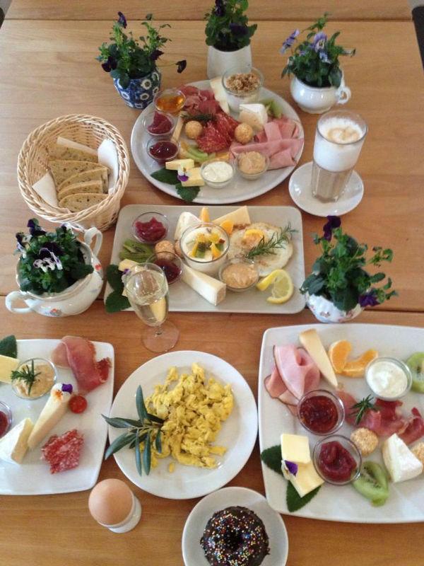 Beispiel: Kulinarisches, Foto: Hesperidengarten.
