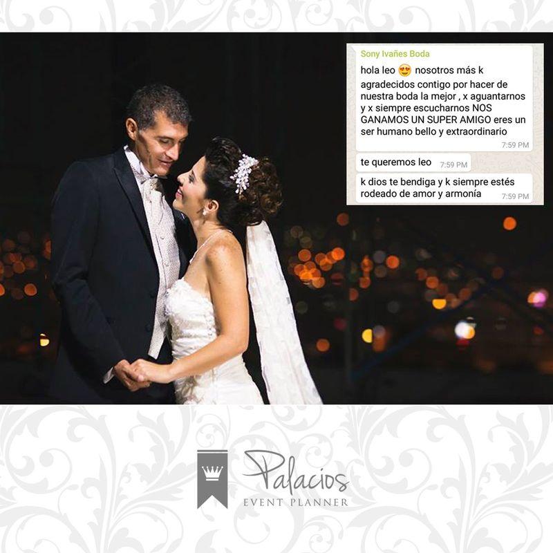 Palacios Event Planner