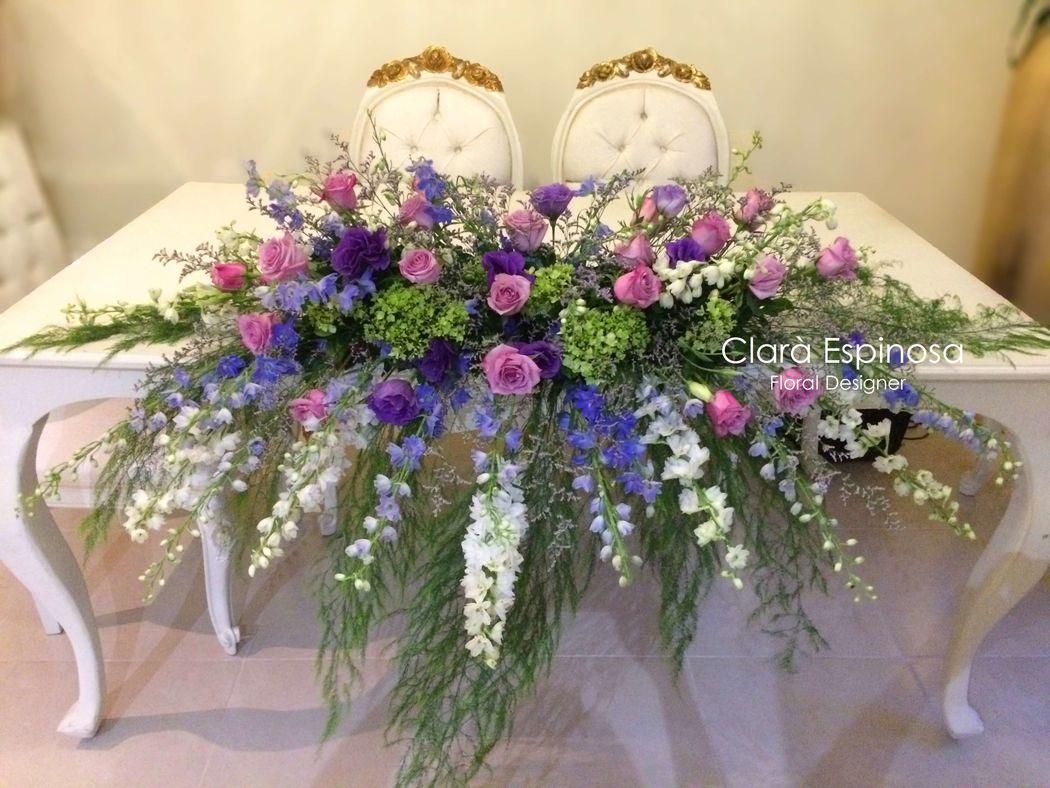 Clará Espinosa :: Floral Designer