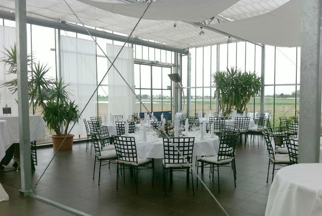Beispiel: Innenraumansicht, Foto: Gwächshaus.