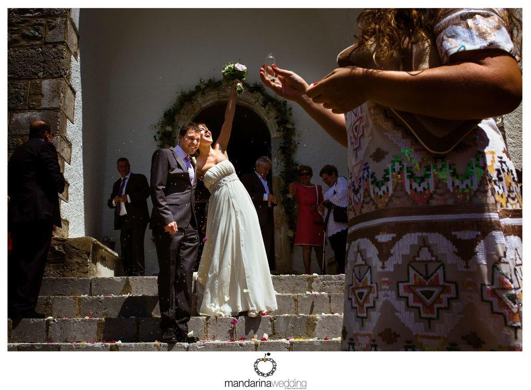 Mandarina Wedding - Zaragoza