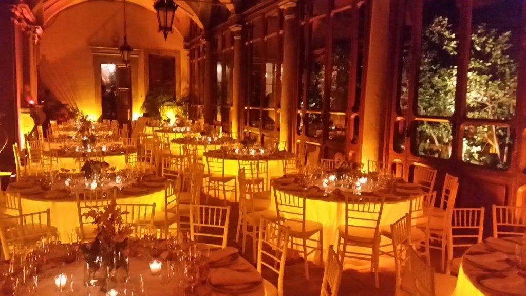 Lo Scalco catering ricevimenti Firenze Il tepore dell'ambra