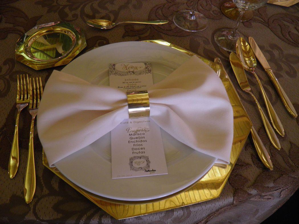 prato marcador Palhinhas Gold