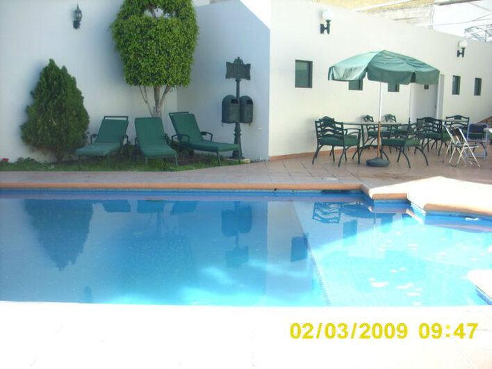Hotel Florencia ubicado en Querétaro