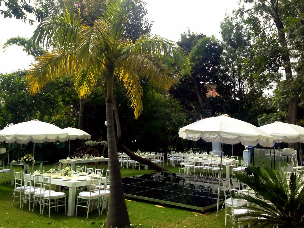 Jardín Valle de los Reyes