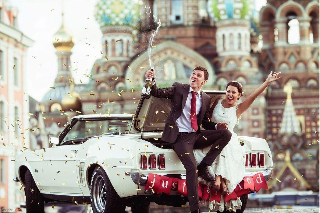 Свадебный фотограф Максим Гарибальди