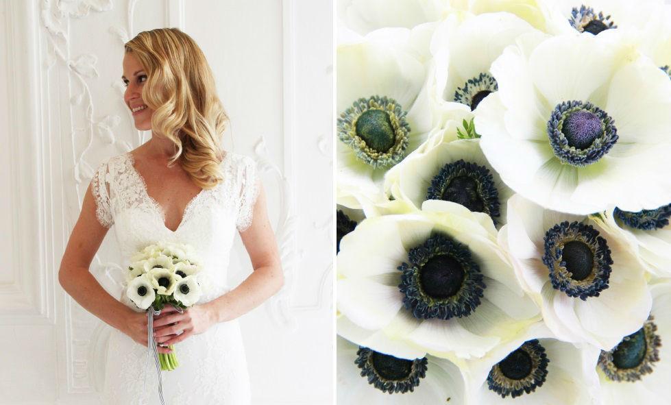 Beispiel: Hochzeitsfloristik, Foto: Das Hochzeitswerk