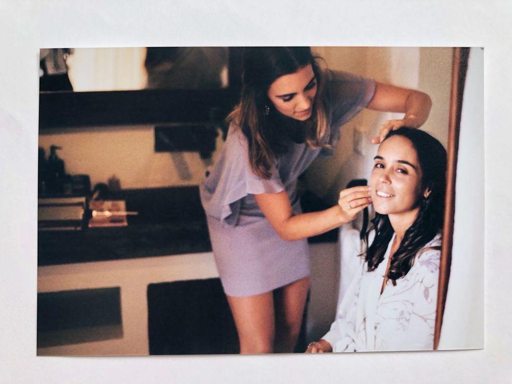 Make you up - by Cátia Amorim