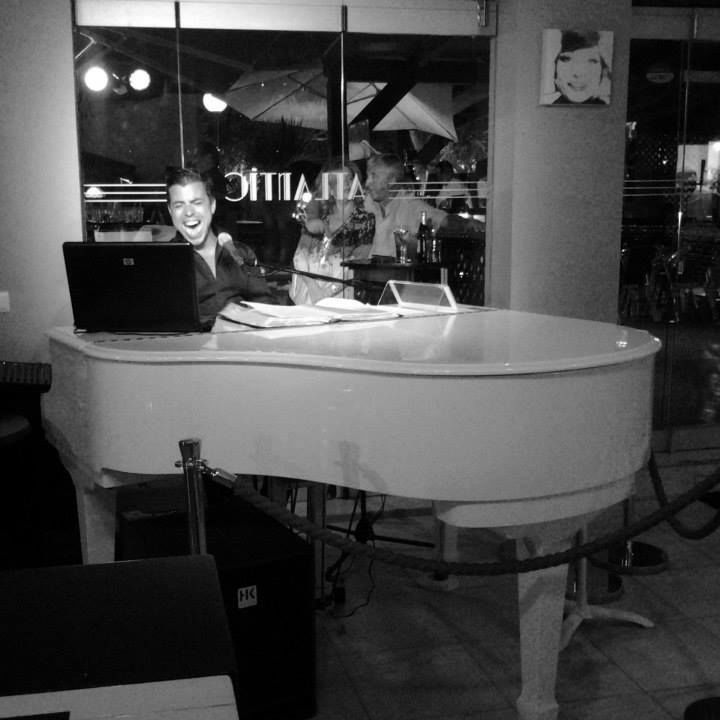 Leandro Russo The Pianoman
