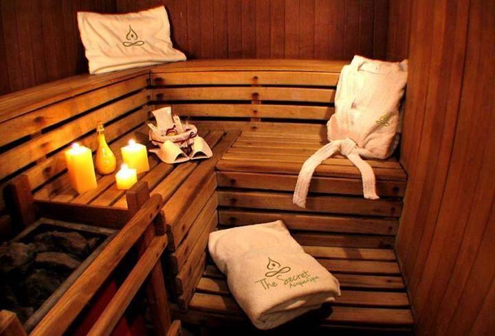 The secrets spa