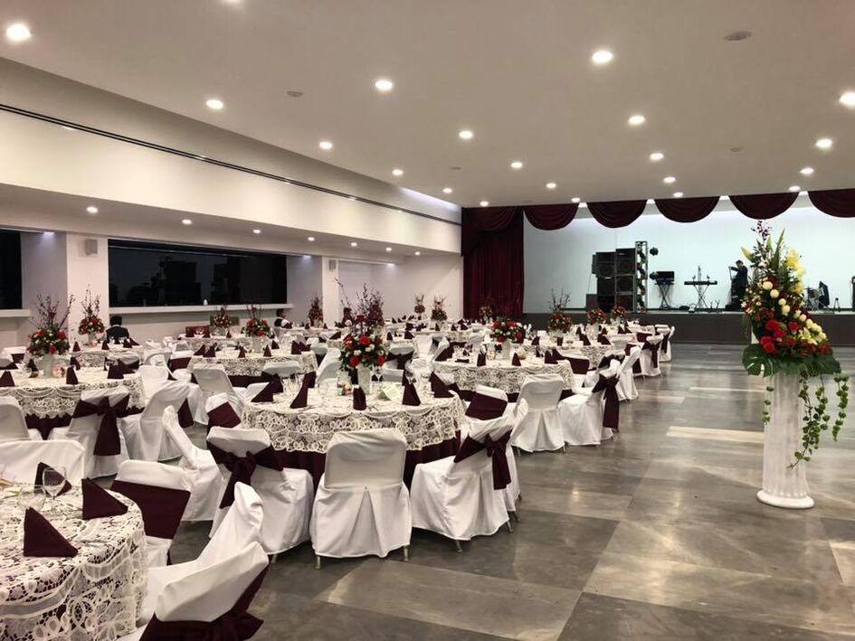 Salón de Eventos JVM