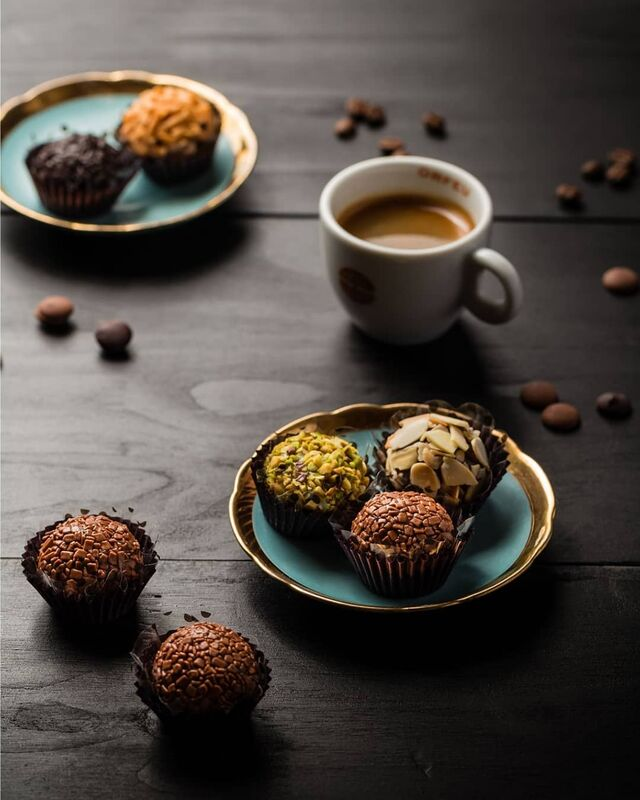 Amoriko Brigadeiros e Café