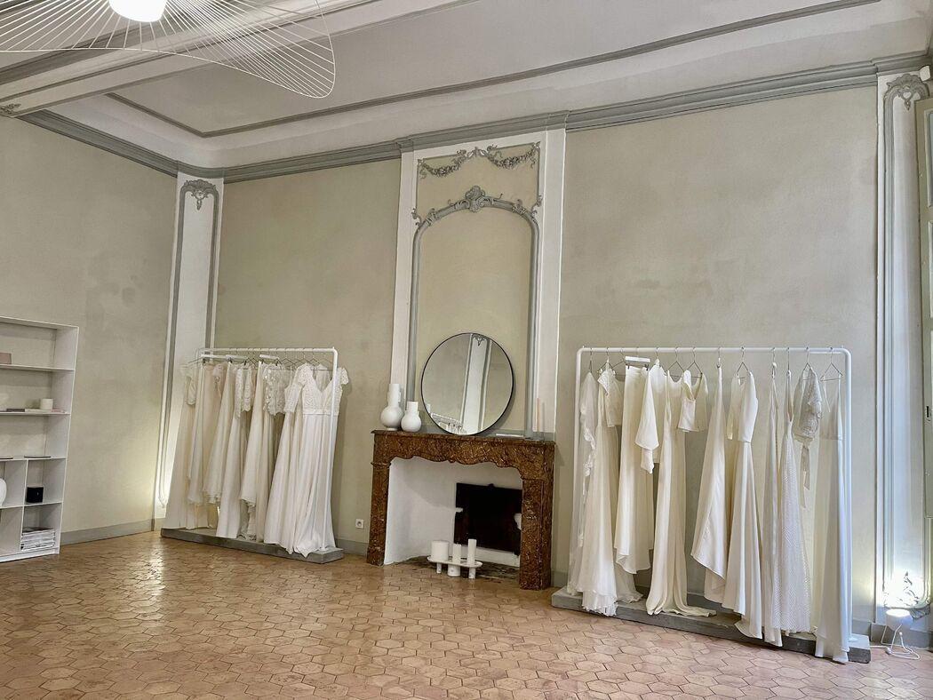 White Lab.