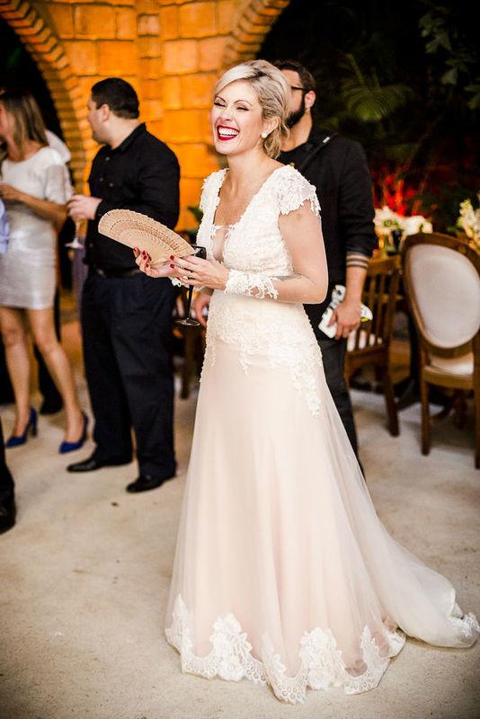 Noiva: Michelle Torres - Foto: Felipe Gaff