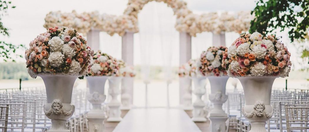 Свадебный декор