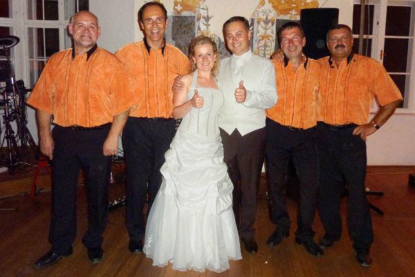 Hochzeitsband-Joy