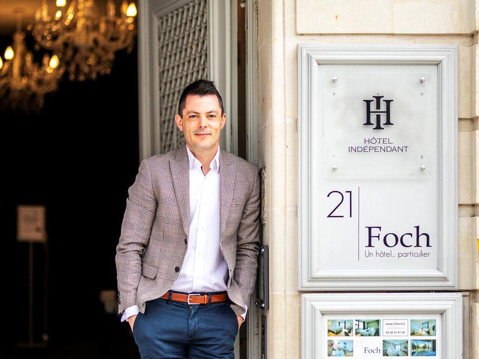 Hôtel 21 Foch